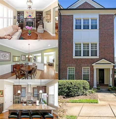 854 Lullwater Park Court, Atlanta, GA 30306 (MLS #6799518) :: North Atlanta Home Team