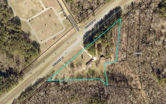 1280 Highway 78, Monroe, GA 30655 (MLS #6799528) :: Oliver & Associates Realty