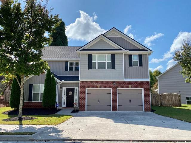 3601 Darcy Court NW, Kennesaw, GA 30144 (MLS #6799556) :: North Atlanta Home Team