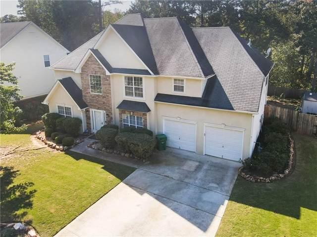 633 Granite Trace, Stone Mountain, GA 30088 (MLS #6799564) :: Tonda Booker Real Estate Sales