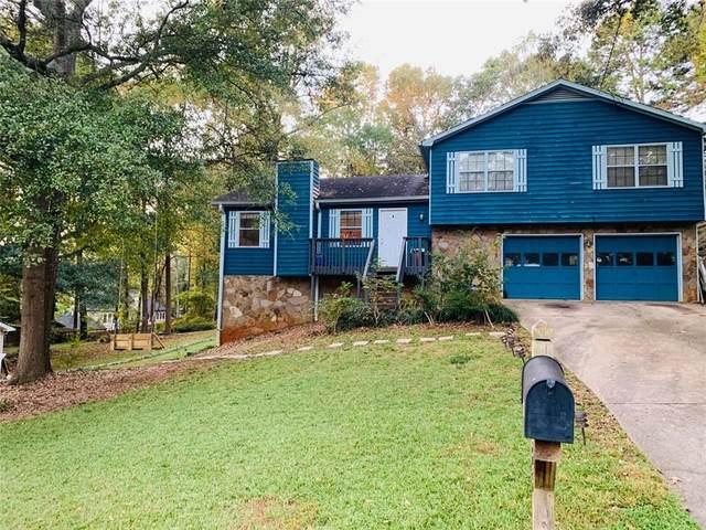 1635 Mill Run Court, Lawrenceville, GA 30046 (MLS #6799585) :: RE/MAX Paramount Properties