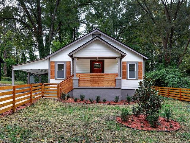 1850 North Avenue NW, Atlanta, GA 30318 (MLS #6799588) :: Thomas Ramon Realty