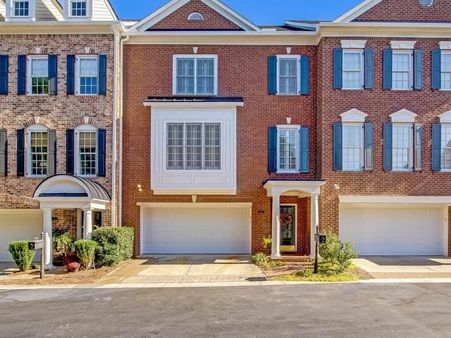 2321 English Ivy Court SE #22, Atlanta, GA 30339 (MLS #6799589) :: North Atlanta Home Team