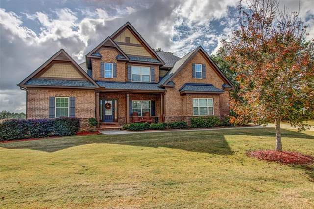 1394 Silver Thorne Court, Loganville, GA 30052 (MLS #6799596) :: The Zac Team @ RE/MAX Metro Atlanta