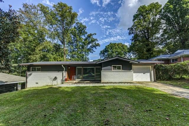 1950 La Mesa Lane, Decatur, GA 30032 (MLS #6799608) :: North Atlanta Home Team