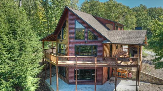 996 Settlers Ridge Road, Ellijay, GA 30540 (MLS #6799618) :: Kennesaw Life Real Estate