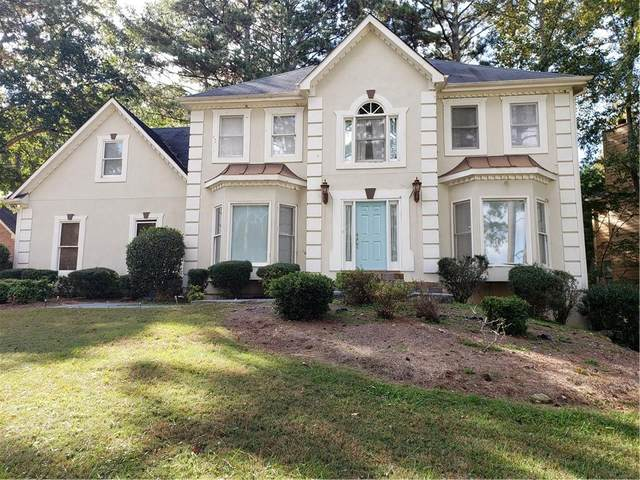 6072 Lakeview Overlook, Lithonia, GA 30038 (MLS #6799636) :: RE/MAX Paramount Properties