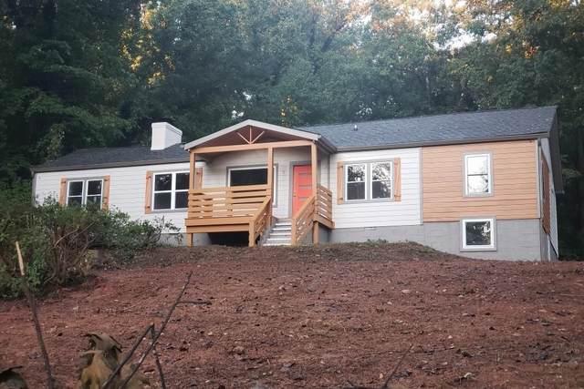 2710 Hedgewood Drive NW, Atlanta, GA 30311 (MLS #6799646) :: North Atlanta Home Team