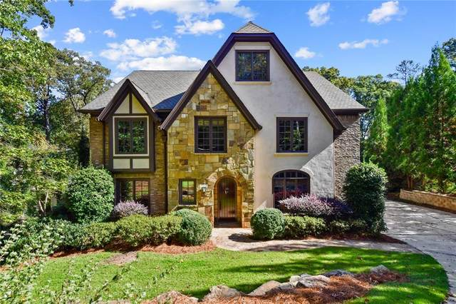 4141 Harris Trail NW, Atlanta, GA 30327 (MLS #6799649) :: Keller Williams