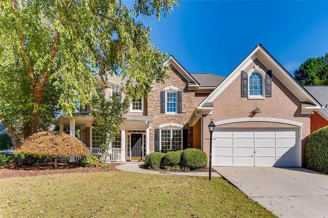 4671 Chardonnay Court, Dunwoody, GA 30338 (MLS #6799657) :: Thomas Ramon Realty