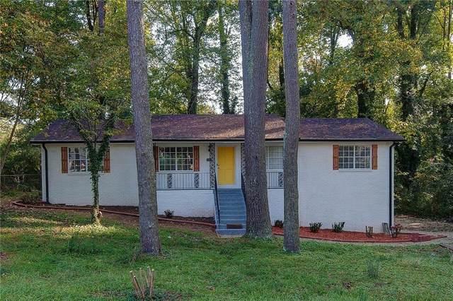 261 Angla Drive SE, Smyrna, GA 30082 (MLS #6799659) :: RE/MAX Paramount Properties