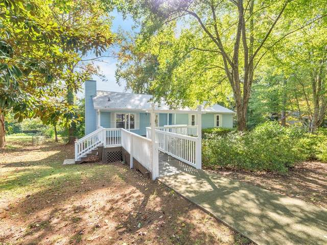 163 West Station Drive NW, Kennesaw, GA 30144 (MLS #6799665) :: Kennesaw Life Real Estate