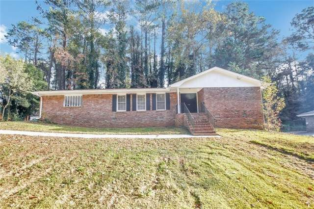 1148 Wheatley Drive, Lilburn, GA 30047 (MLS #6799695) :: North Atlanta Home Team