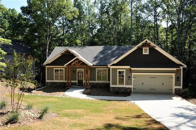 109 Marten Court, Waleska, GA 30183 (MLS #6799705) :: The Justin Landis Group