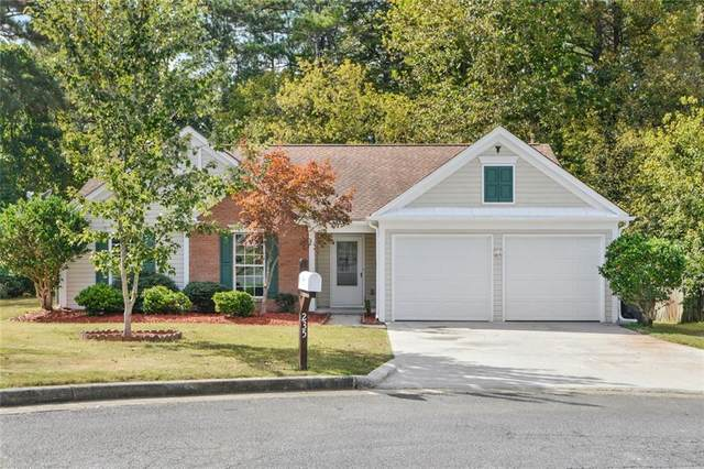 235 Park Forest Way NW, Kennesaw, GA 30144 (MLS #6799729) :: Kennesaw Life Real Estate
