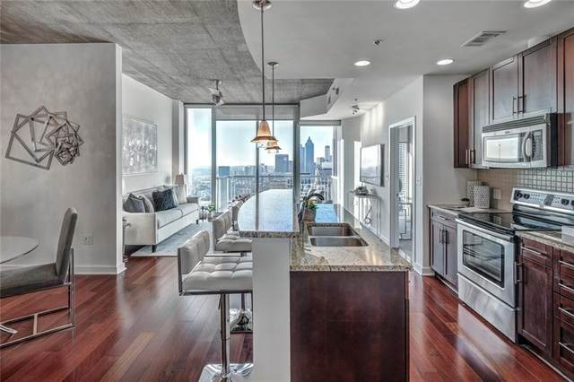 855 Peachtree Street NE #3405, Atlanta, GA 30308 (MLS #6799735) :: Vicki Dyer Real Estate