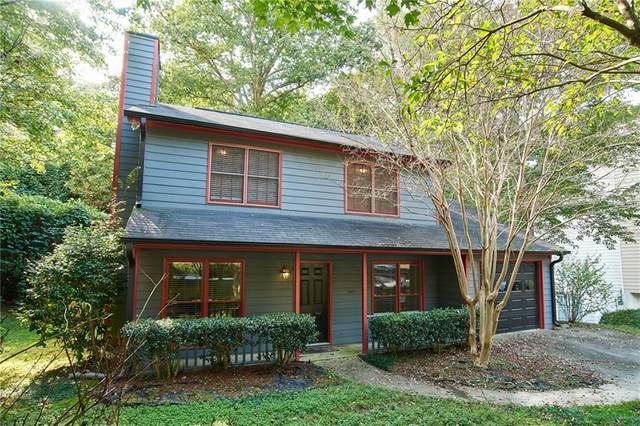 5801 Western Hills Drive, Norcross, GA 30071 (MLS #6799736) :: RE/MAX Paramount Properties