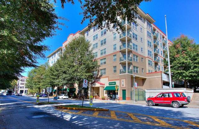 230 E Ponce De Leon Avenue #108, Decatur, GA 30030 (MLS #6799738) :: 515 Life Real Estate Company