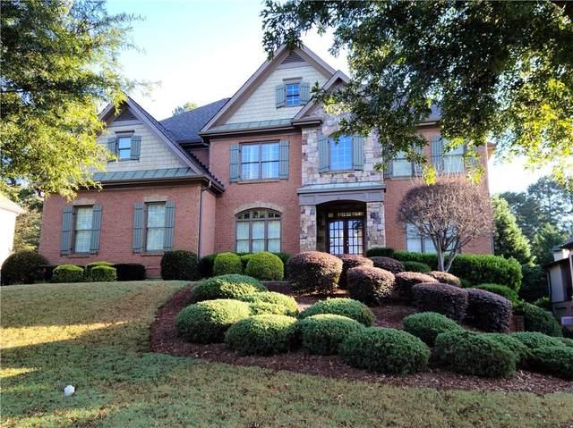 772 Grassmeade Way, Snellville, GA 30078 (MLS #6799749) :: North Atlanta Home Team