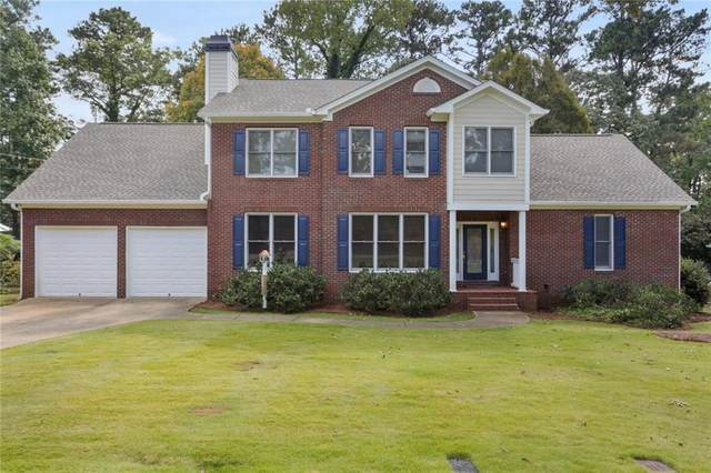 2218 Ithica Drive SE, Marietta, GA 30067 (MLS #6799759) :: The Zac Team @ RE/MAX Metro Atlanta