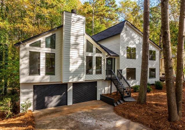 2306 Wilderness Way, Marietta, GA 30066 (MLS #6799760) :: The Justin Landis Group