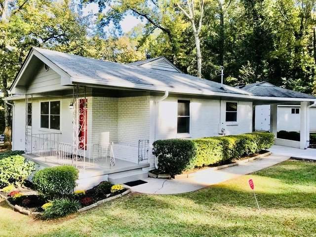 2769 Claire Terrace, Decatur, GA 30032 (MLS #6799784) :: RE/MAX Paramount Properties