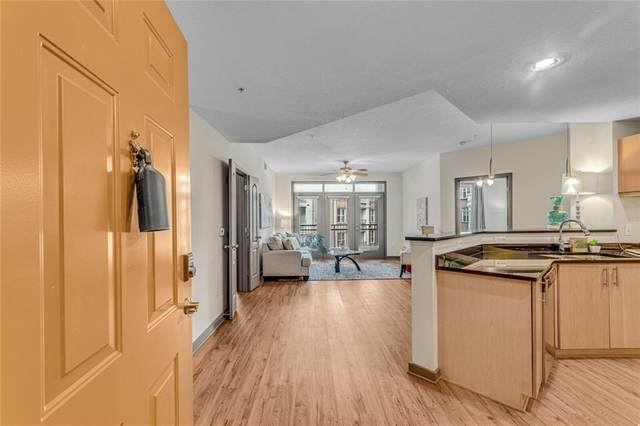 390 17th Street NW #4058, Atlanta, GA 30363 (MLS #6799788) :: KELLY+CO