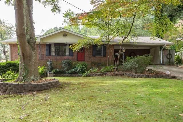 3354 Lilla Lane SW, Marietta, GA 30060 (MLS #6799817) :: Rock River Realty
