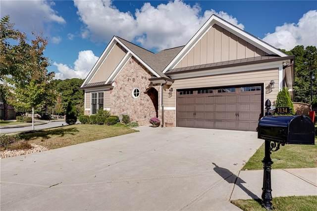 3134 Bentgrass Lane NW, Kennesaw, GA 30144 (MLS #6799822) :: Tonda Booker Real Estate Sales