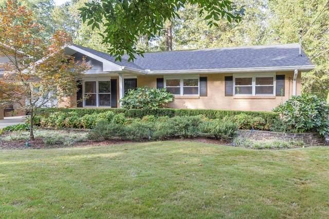 1320 Talcott Place, Decatur, GA 30033 (MLS #6799828) :: North Atlanta Home Team