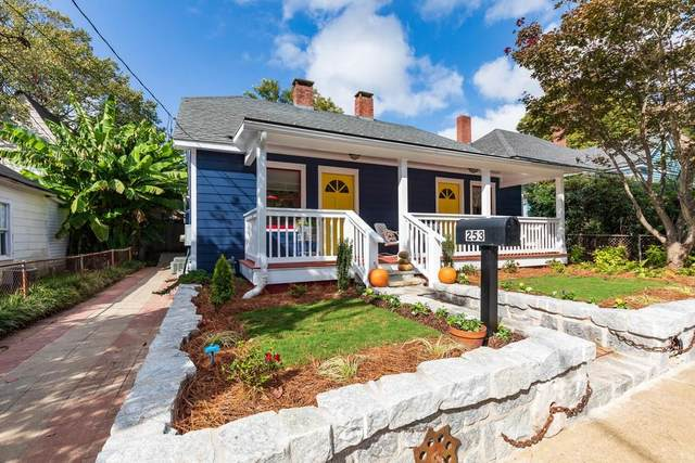253 Powell Street SE, Atlanta, GA 30316 (MLS #6799837) :: Team RRP | Keller Knapp, Inc.