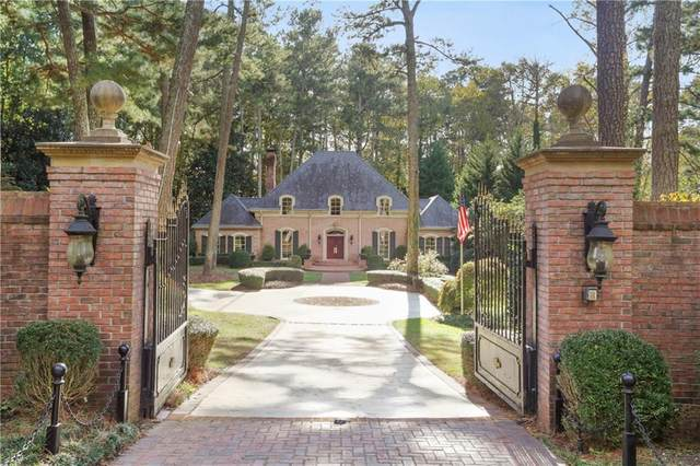 6250 Riverside Drive, Sandy Springs, GA 30328 (MLS #6799839) :: Thomas Ramon Realty