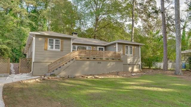 1304 Anchor Terrace SW, Atlanta, GA 30311 (MLS #6799847) :: Team RRP   Keller Knapp, Inc.