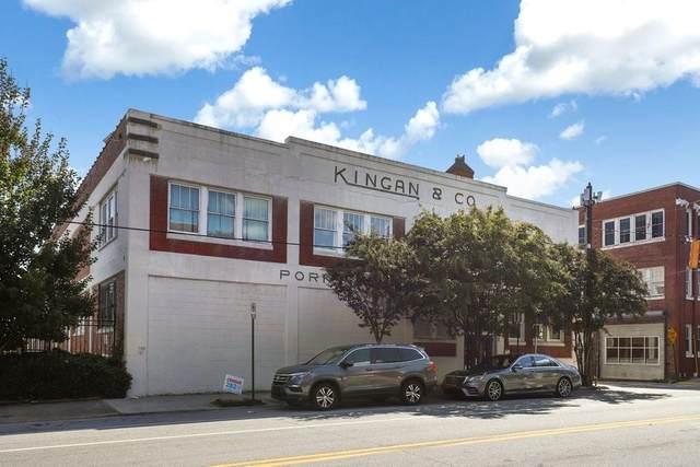 238 Peters Street SW #204, Atlanta, GA 30313 (MLS #6799862) :: Team RRP | Keller Knapp, Inc.