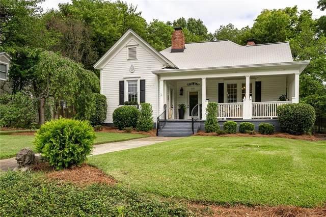 22 Sessions Street NW, Marietta, GA 30060 (MLS #6799874) :: Tonda Booker Real Estate Sales