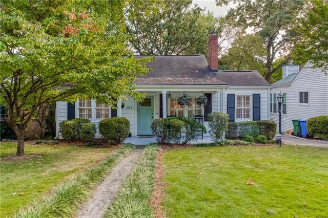 488 Deering Road NW, Atlanta, GA 30309 (MLS #6799876) :: Vicki Dyer Real Estate