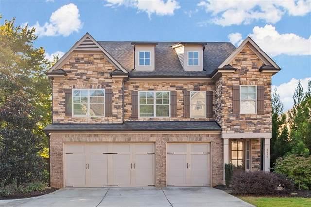 4935 Waterbury Cove, Alpharetta, GA 30022 (MLS #6799890) :: Kennesaw Life Real Estate