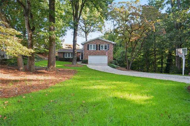 1586 Runnymeade Road NE, Brookhaven, GA 30319 (MLS #6799913) :: North Atlanta Home Team