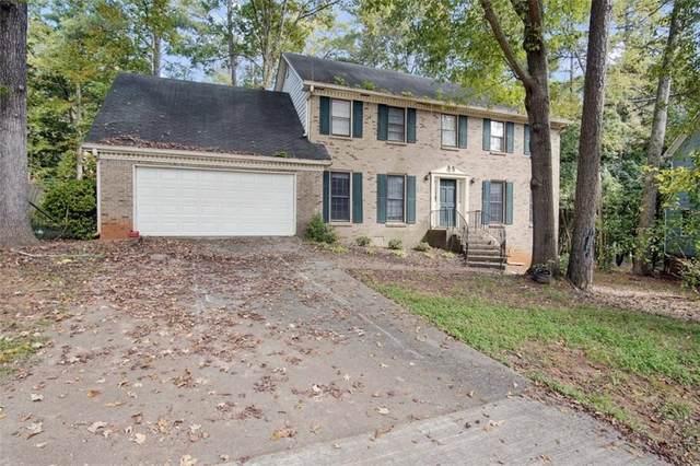 5008 Cheddar Springs Court, Stone Mountain, GA 30088 (MLS #6799924) :: Tonda Booker Real Estate Sales