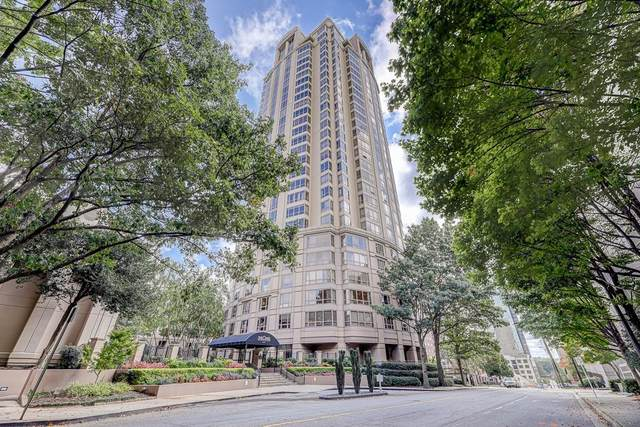 3475 Oak Valley Road NE #1120, Atlanta, GA 30326 (MLS #6799925) :: Keller Williams Realty Cityside