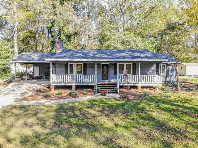 4062 Country Lane, Gainesville, GA 30507 (MLS #6799932) :: The Justin Landis Group