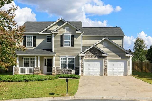 12 Turnberry Court NW, Cartersville, GA 30120 (MLS #6799938) :: North Atlanta Home Team