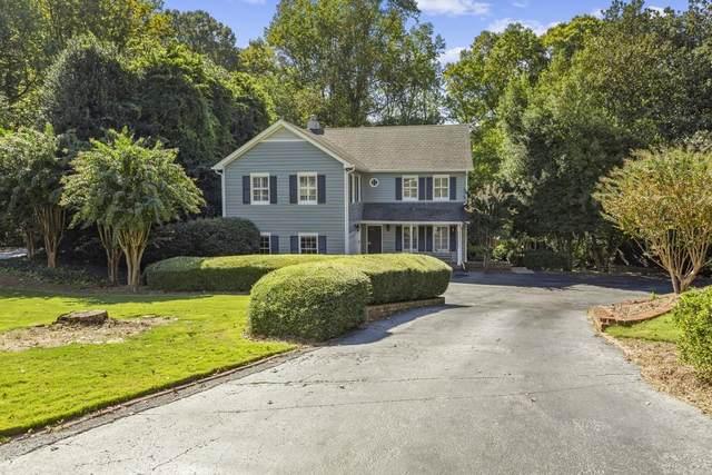 3211 Circle Oaks Drive SE, Atlanta, GA 30339 (MLS #6799943) :: North Atlanta Home Team