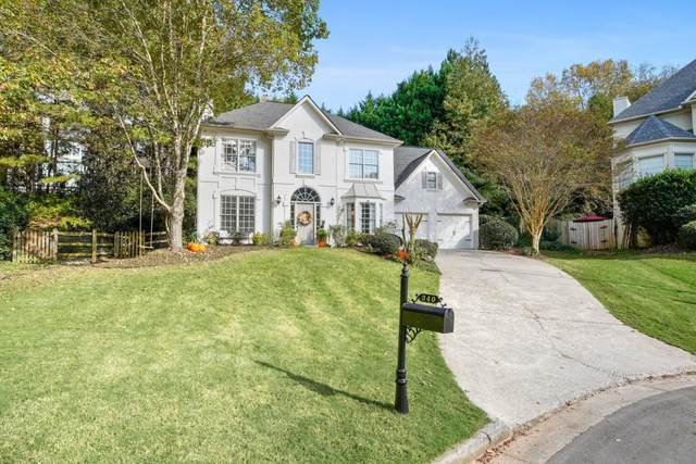 340 Stevens Creek Court, Alpharetta, GA 30005 (MLS #6799949) :: North Atlanta Home Team