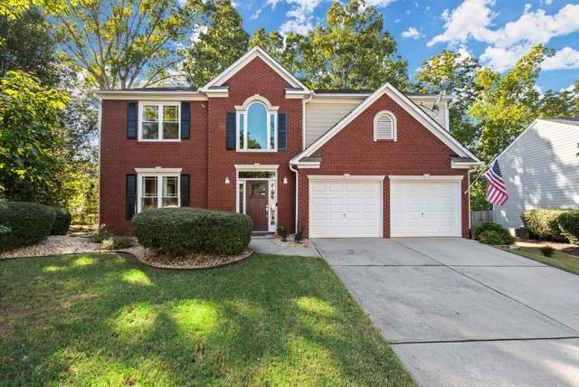 1633 Moonlake Trail NW, Kennesaw, GA 30152 (MLS #6799961) :: North Atlanta Home Team