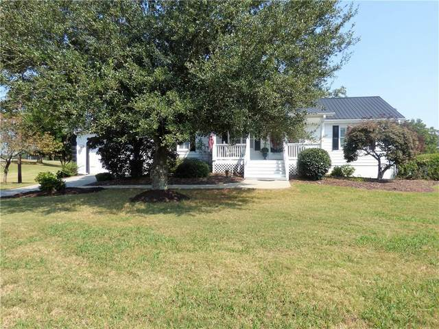 1400 Euharlee Road, Kingston, GA 30145 (MLS #6799972) :: The Butler/Swayne Team