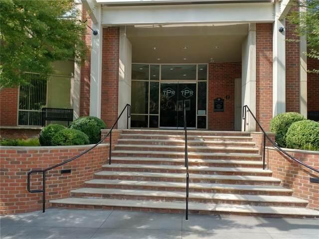 2626 Peachtree Road NW #904, Atlanta, GA 30305 (MLS #6799985) :: Tonda Booker Real Estate Sales