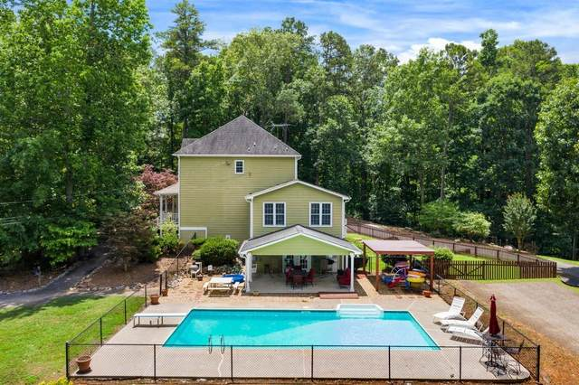 296 E Memorial Drive, Dallas, GA 30132 (MLS #6800013) :: Kennesaw Life Real Estate