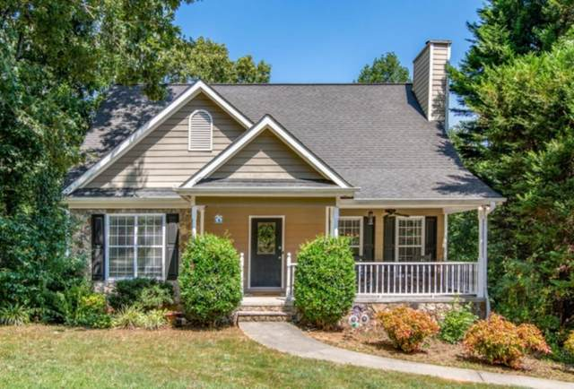 6459 Ivy Springs Drive, Flowery Branch, GA 30542 (MLS #6800015) :: Tonda Booker Real Estate Sales