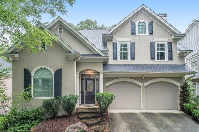 4160 Gateswalk Drive, Smyrna, GA 30080 (MLS #6800024) :: Kennesaw Life Real Estate